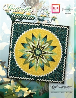 Butterfly Garden Cover Sheet