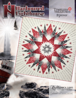 Harbored Lighthouse Cover Sheet